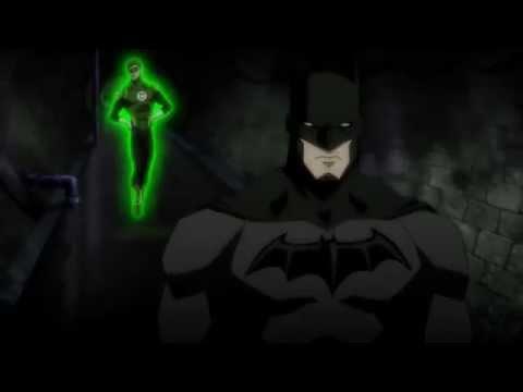 Batman Voice Attempt 2 (Justice League: War Scene)