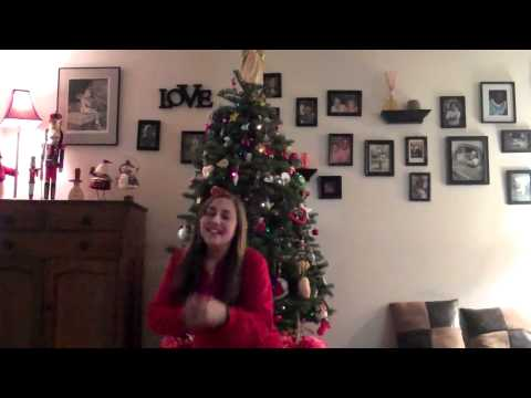 Santa Claus is Coming to Town by Mariah Carey In Sign Language