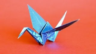 Origami Crane Instructions: www.Origami-Fun.com