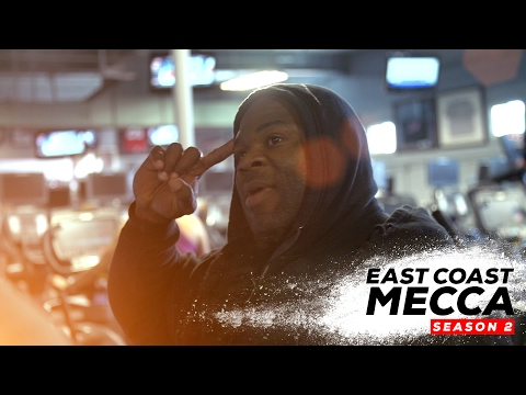 Kai Greene Battles The Mecca | East Coast Mecca
