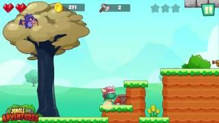 Jungle Adventures trailer game
