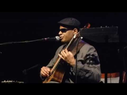 Raul Midón - If I Could See, Sellersville Theater, 9-21-2016