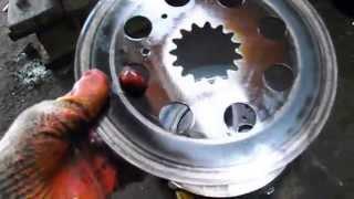 ремонт тормозной системы jcb4cx