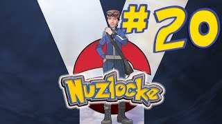 Pokemon Y Nuzlocke Blind - PART 20: Morphin