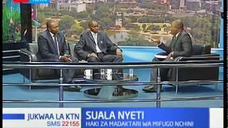 Suala Nyeti: Haki za madaktari wa mifugo nchini