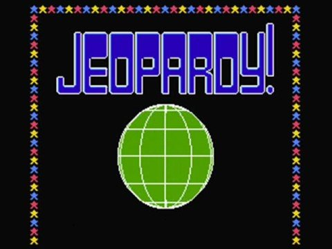 NES Title Screen Music - Jeopardy! (1988)