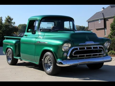 1957 Chevrolet Apache For Sale Youtube