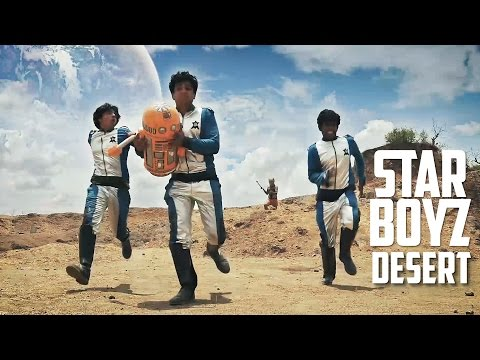 3 South Indian Boys in Space | DESERT | Ep 6 #LaughterGames