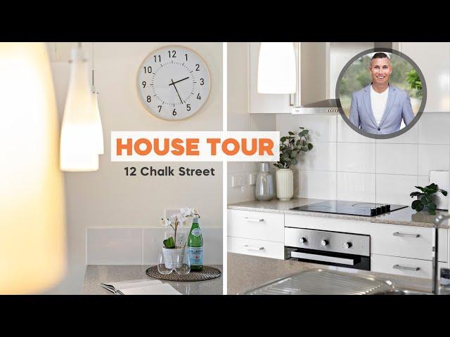 HOUSE TOUR   12 Chalk Street Yarrabilba   CHRIS GILMOUR & JAY ASTON