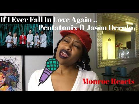 If I ever fall in love |Pentatonix ft Jason Derulo| |Monroe Reacts