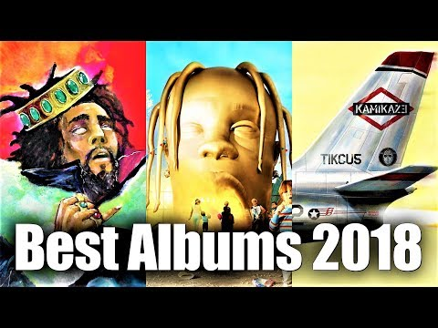 The Best Rap Albums Of 2018 Mp3