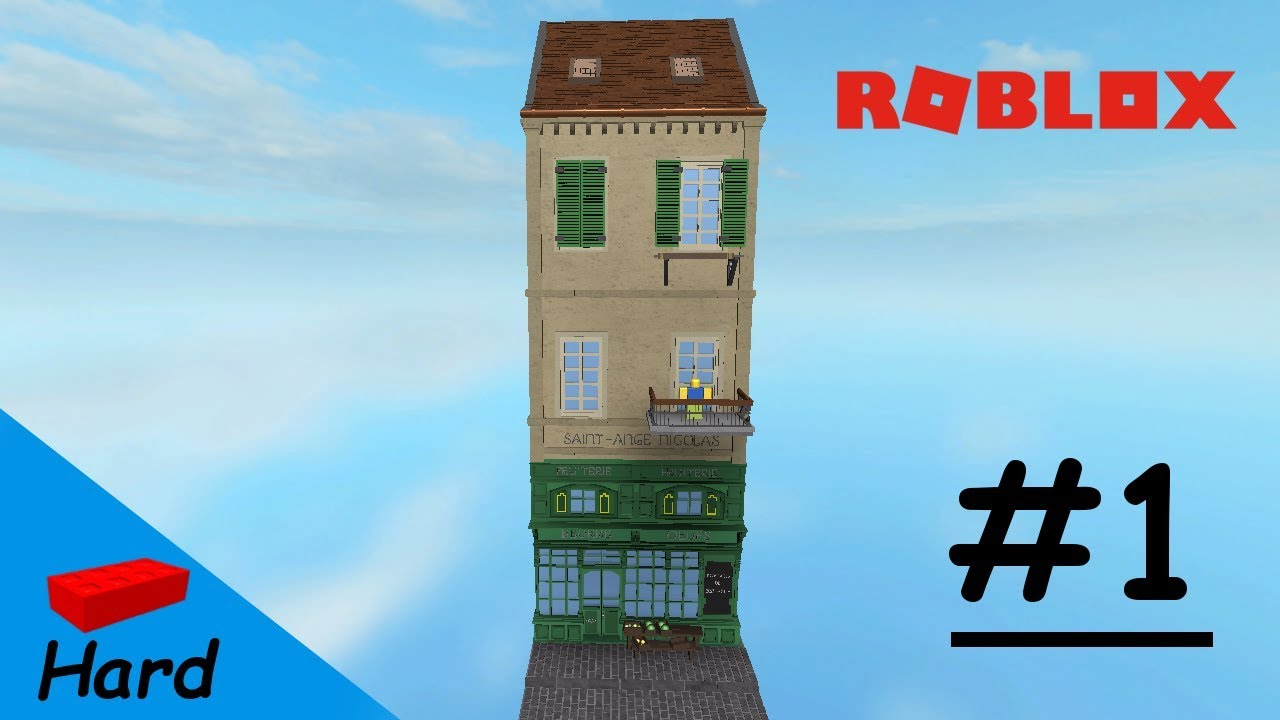 Roblox Studio Speed Build Paris Crossing 18th Century 1 Youtube