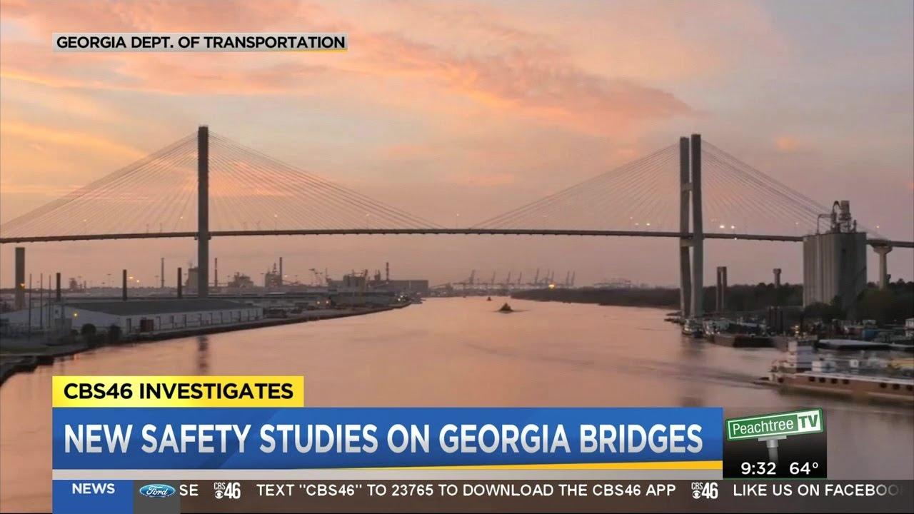 CBS46 investigates safety of Georgia bridges