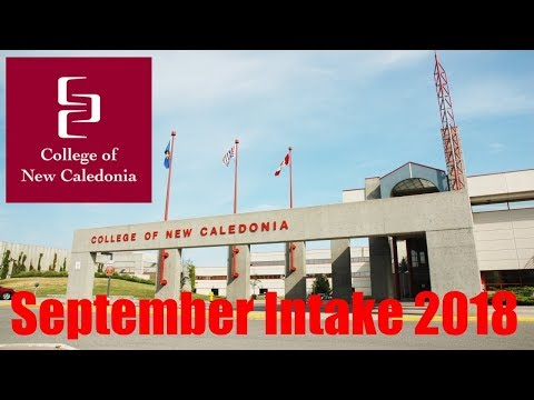 CANADA SEPTEMBER INTAKE 2018 : CNC OFFER LETTER UPDATE