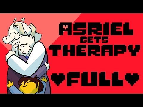 Asriel Gets Therapy [FULL] - Undertale Comic Dub Short Film