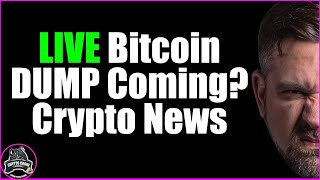 LIVE Bitcoin Dump with Options Expiry? Crypto News