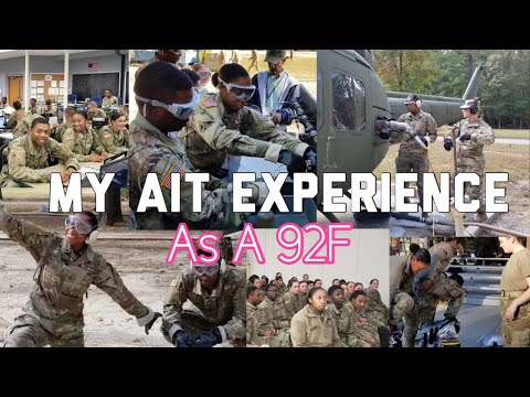 A DAY IN AIT AT FORT LEE, VA + AIT Q and A!!!! | Failing PT