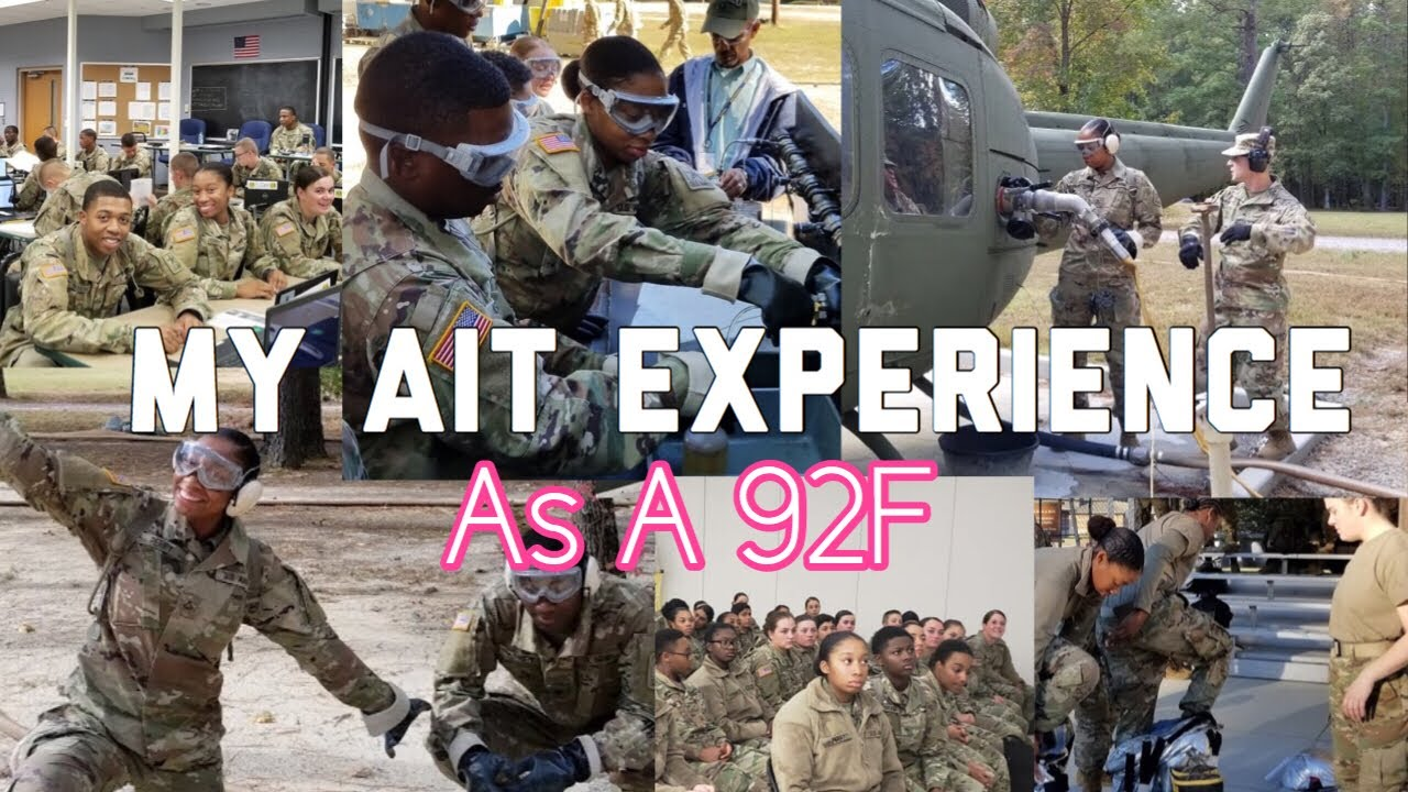 A DAY IN AIT AT FORT LEE, VA + AIT Q and A!!!! | Failing PT tests? Duty  Station? Etc  | Mariah Perry