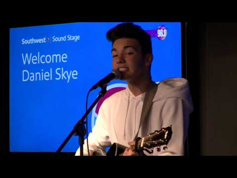 Daniel Skye LIVE from the Southwest Soundstage! 01/17/17