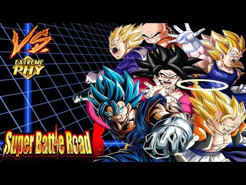 ITS TIME TO GET GUD! Super STR Team Build & Strategy! Super Battle Road! Dragon Ball Z Dokkan Battle