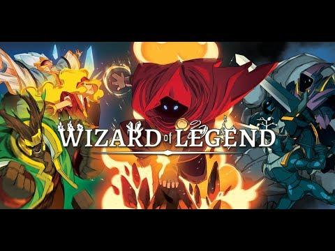 WIZARD OF LEGEND | Capitulo 1 | Este juego prometeeeee vaya vicio !