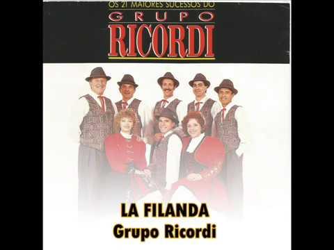 Grupo Ricordi - LA FILANDA