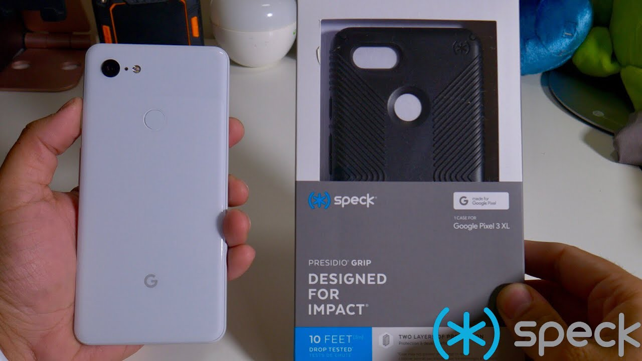 purchase cheap a3543 cb4b9 Speck Google Pixel 3XL Presidio Grip Case! A Must Have Protection Case!