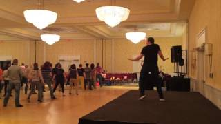 whip it line dance by shane mckeever rachael mcenaney white showdown 2016