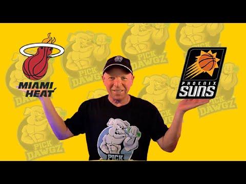 Miami Heat vs Phoenix Suns 3/23/21 Free NBA Pick and Prediction NBA Betting Tips