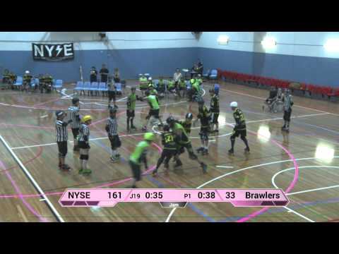 Bass Strait Brawlers vs New York Shock Exchange