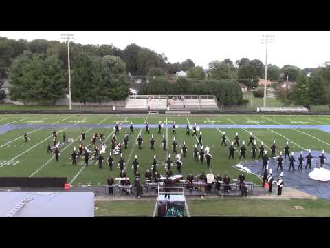 Pulaski County High School Marching Band at Southwestern Warrior Classic