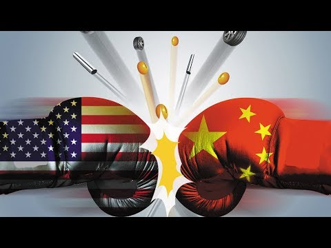 Federal Reserve cut interest rates amid trade tension