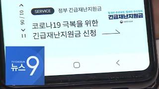"""고연봉 투잡족, 또 재난지원금 받아…정부 """"사…"""