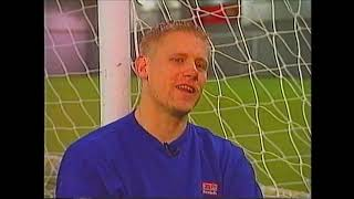 The Great Dane -  Peter Schmeichel (Leaving Interview) 1998