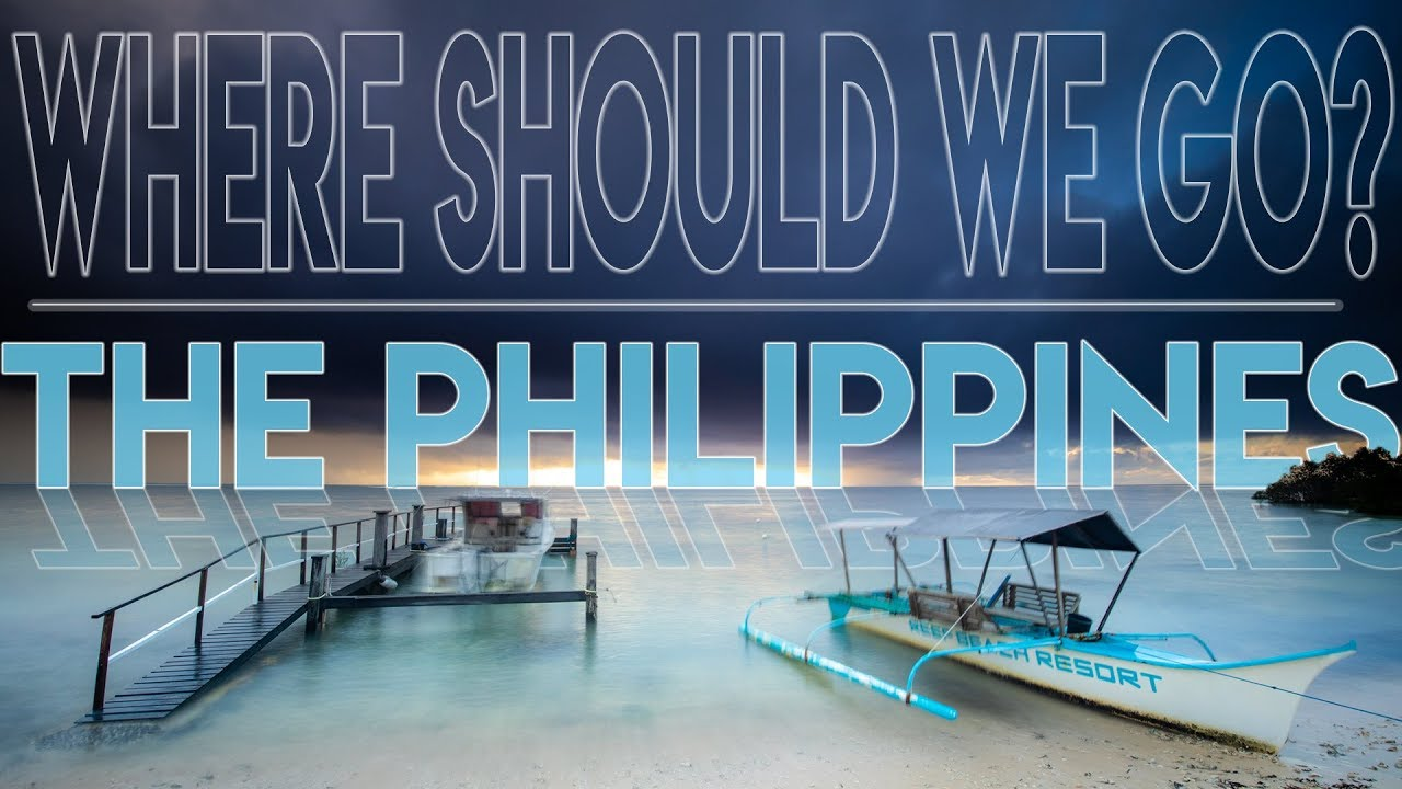 Our Philippines Travel Plans!