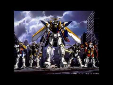 Just Communication - Mobile Suit Gundam Wing OP 1 - Male Version