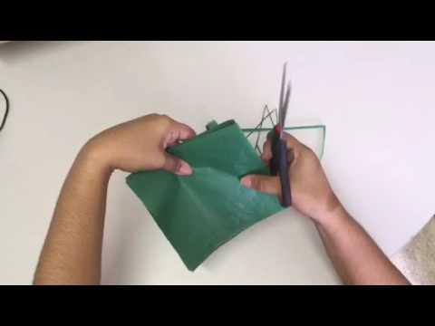 Muro ingl s com folha de papel seda para eventos youtube - Papel de vinilo para cocinas ...