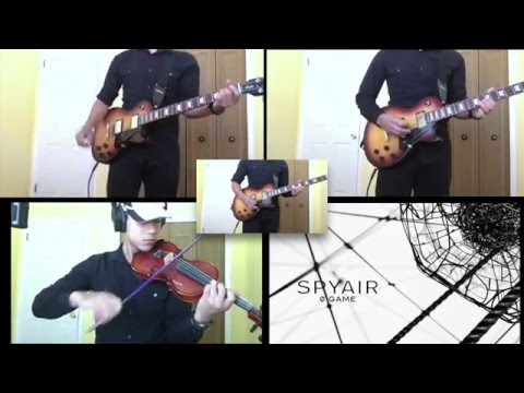 SPYAIR - 0 Game [Violin+Guitar] cover