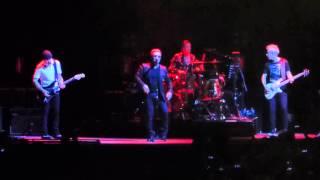 U2. Bullet the blue sky. Barcelona. 9 de Octubre, 2015