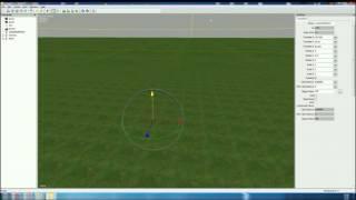 Первый урок по созданию карты для Farming Simulator 15