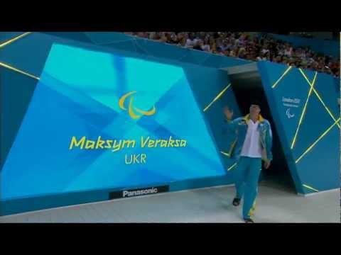 Swimming - Finals - London 2012 Paralympic Games