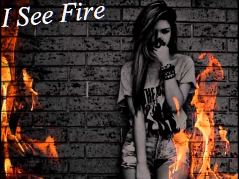 I See Fire  Ed Sheeran Kygo Remix 1 Hour