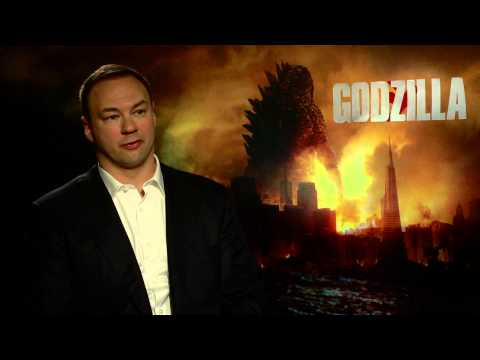 GODZILLA (2014) Interview: Thomas Tull