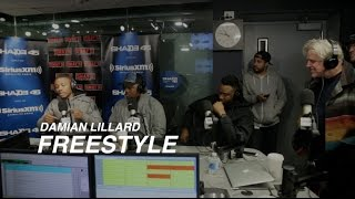 Damian Lillard Freestyles AGAIN on Sway in the Morning