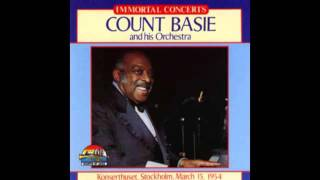 Watch Count Basie Perdido video