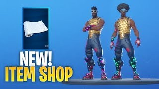 *NEW* RADIANT ZERO ANIMATED WRAP & FUNK OPS SKIN STYLES! Fortnite Item Shop August 12