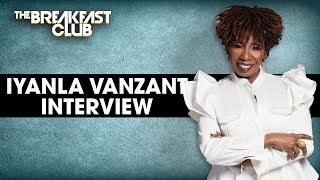 Iyanla Vanzant On Leaving 'Fix My Life', Growth With DMX, Healing, Trust + More