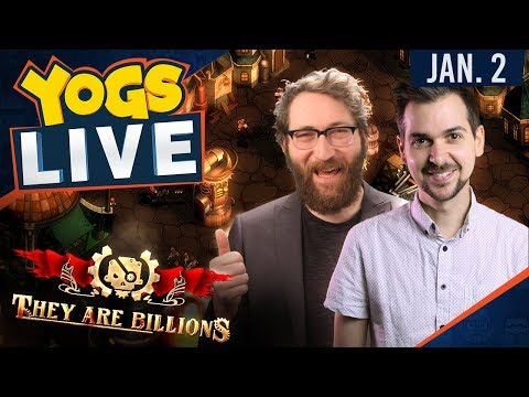 Lewis & Tom - Jingle Jam Recap & They Are Billions - 2nd January 2018