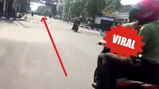 vuclip Viral! Aksi Heroik Anggota TNI dan Warga Mengejar Pelaku Tabrak Lari di Jalan Asia Afrika Bandung