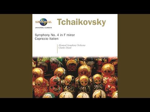 Tchaikovsky: Symphony No.4 In F Minor, Op.36, TH.27 - 2. Andantino in modo di canzone
